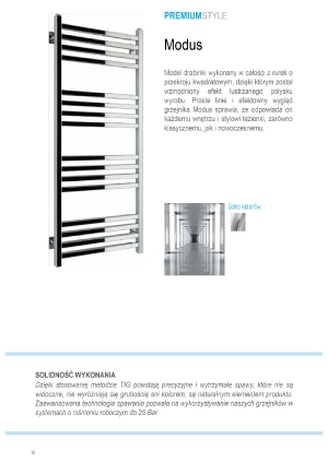 Katalog Sunerzha 2017 - grzejnik Modus