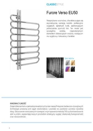Katalog Sunerzha 2017 - grzejnik Furrore Verso EU50
