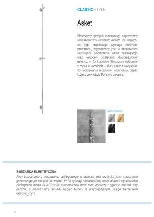 Katalog Sunerzha 2017 - grzejnik Asket