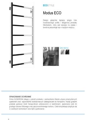 Katalog Sunerzha 2017 - grzejnik Modus ECO