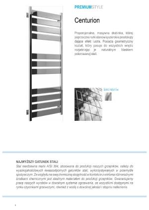 Katalog Sunerzha 2017 - grzejnik Centurion